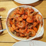 Chili'n Resto Bar unlimited shrimp