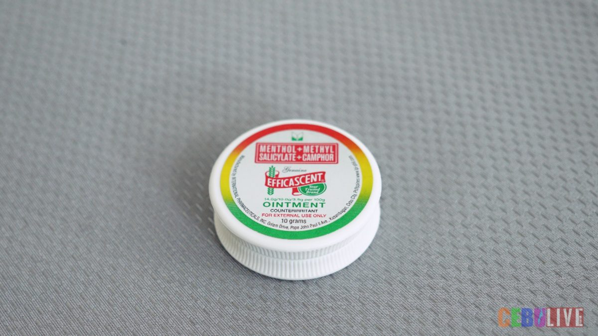 Efficascent Ointment